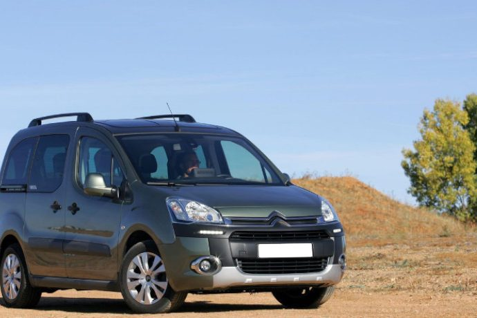 Citroen Berlingo BlueHDI 100 XTR, multifuncional