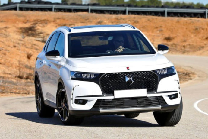 DS 7 Crossback BlueHdi 130 Performance Line