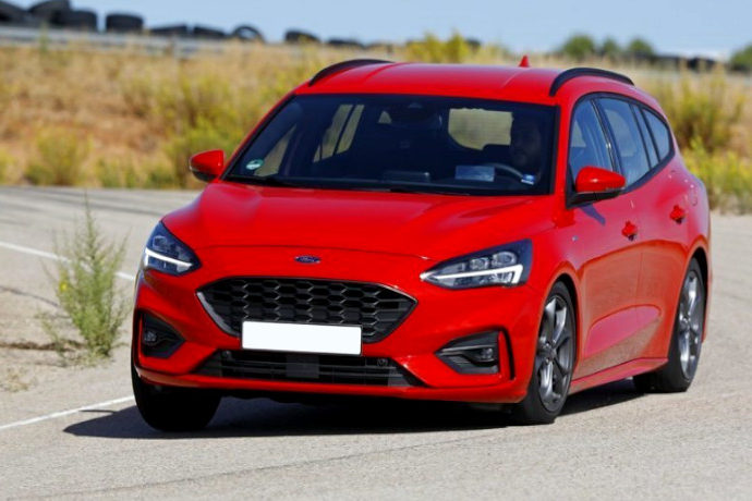 Ford Focus Sportbreak 1.5 EcoBoost ST-Line