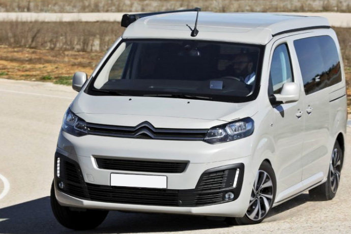 Citroën Spacetourer bluehdi 150 By Tinkervan