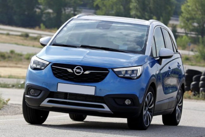 Opel Crossland X 1.2 Turbo Innovation. Doble Personalidad