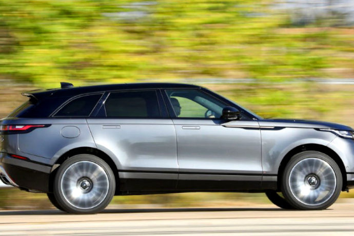 Range Rover Velar D300 First Edition