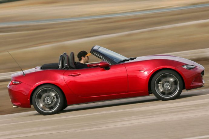 Mazda MX-5 2.0 Skyactiv-G. Diversión en potencia.