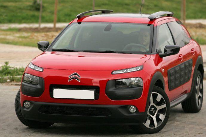 Citroën C4 Cactus Puretech 110 CV. Para gustos originales.