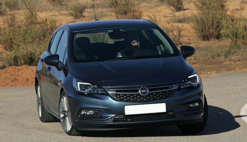 Opel Astra 1.6 CDTI 110 CV. Prueba.