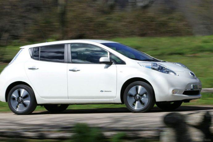 Nissan Leaf 30kWh. El futurista.