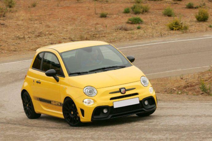 Abarth 595 Competizione. Mini deportivo con personalidad de Rey.