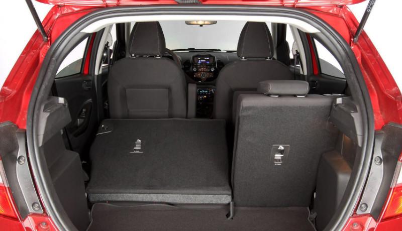 Ford Ka+ 1.2  85 CV Ultimate. maletero 270 litros