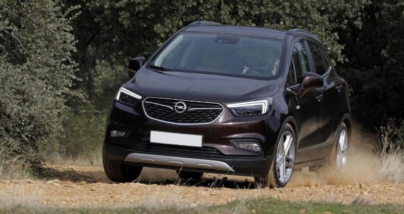 Opel Mokka X 1.4 Turbo 4X4