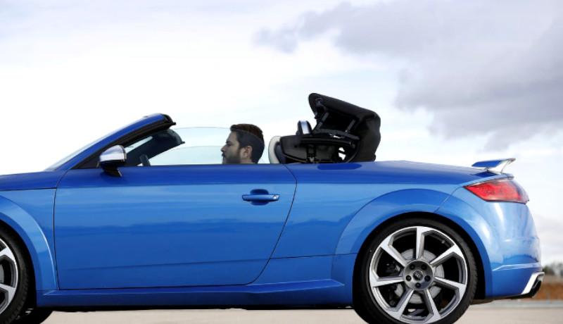 Audi TT RS Roadster 400 CV