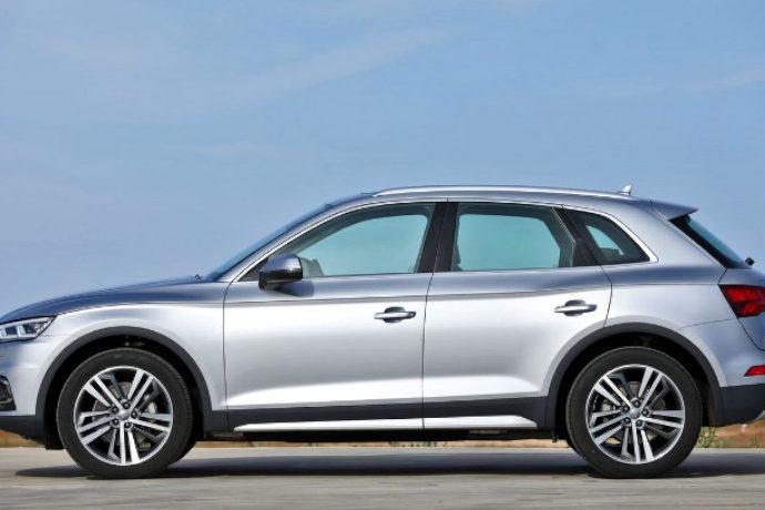 Audi Q5 2.0 TDI Quattro-Ultra