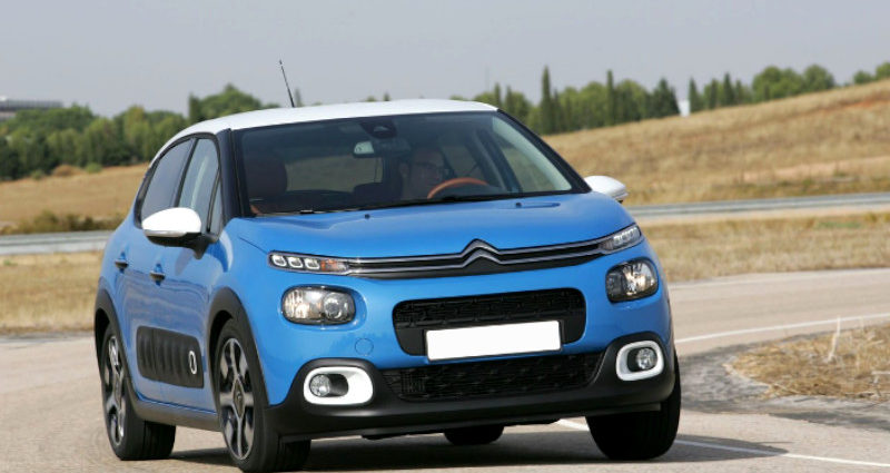 Citroën C3 BlueHDi 100 S&S