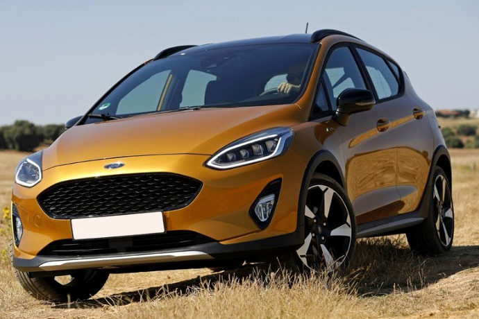 Ford Fiesta Active + 1.0 Ecoboost 140 CV
