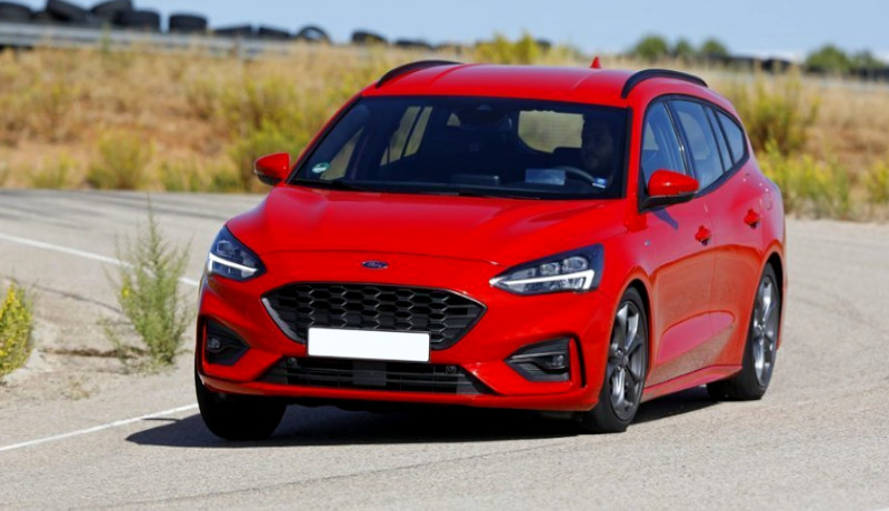 Ford Focus Sportbreak 1.5 EcoBoost ST-Line