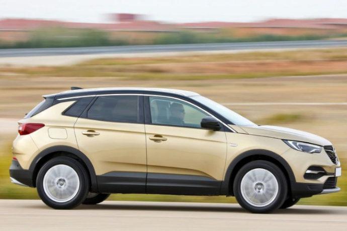 Opel Grandland X 1.2 Turbo