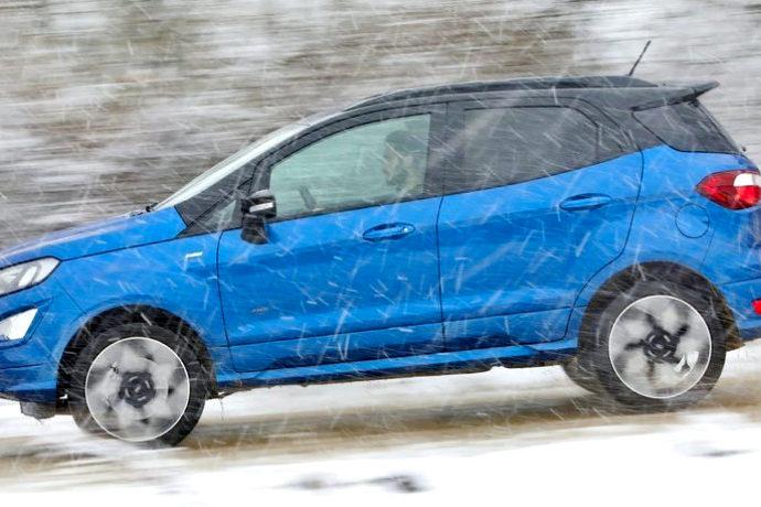 Ford Ecosport 1.5 Ecoblue 125 AWD ST-Line
