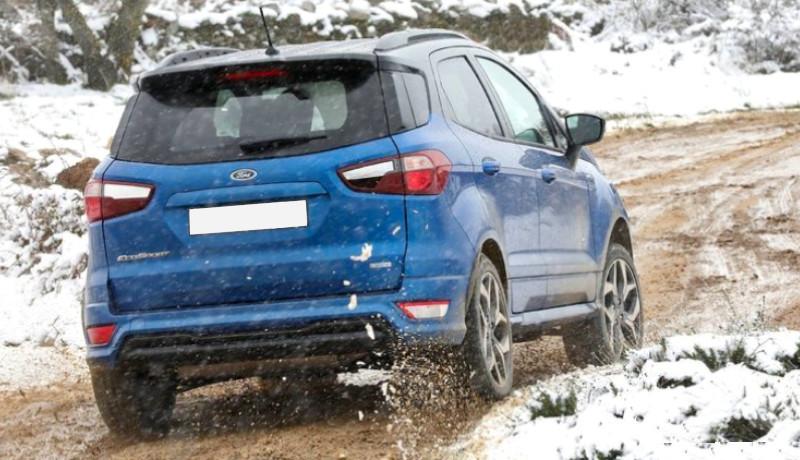 Ford EcoSport 1.5 EcoBlue AWD