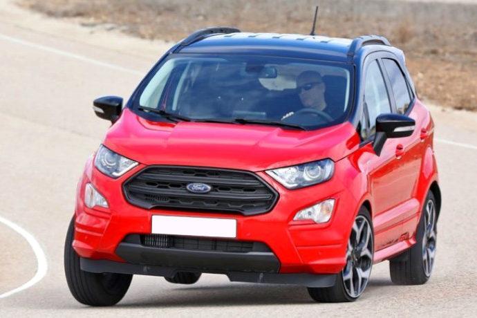 Ford Ecosport 1.0 Ecoboost 140 CV ST-Line.