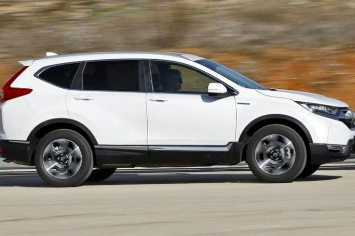 Honda CR-V 2.0 i-MMD Hybrid 4x4 Lifestyle