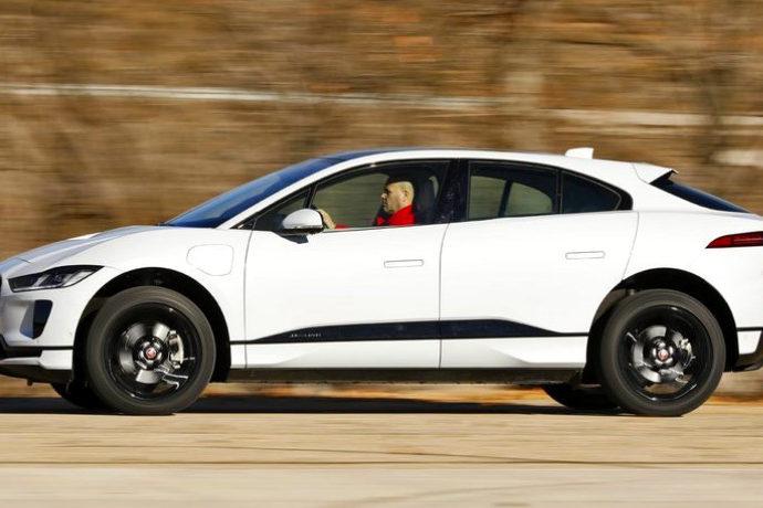 Jaguar i-Pace EV400 AWD