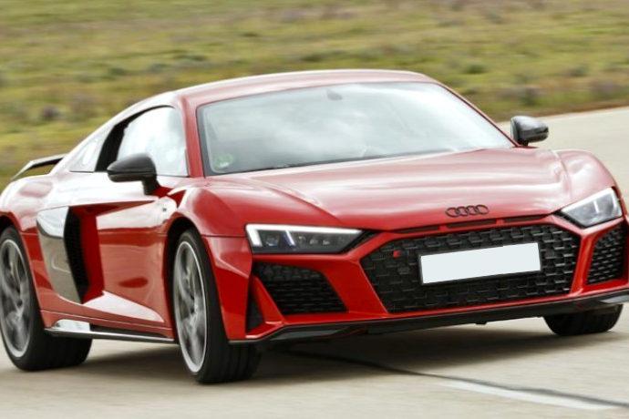 Audi R8 V10 FSi Performance Quattro.
