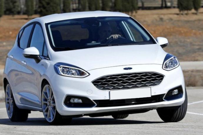 Ford Fiesta Vignale 1.0 EcoBoost 100 CV Powershift. Debes regalártelo