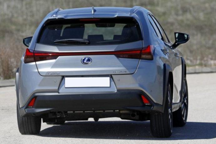 Lexus UX250h 4x2 Luxury