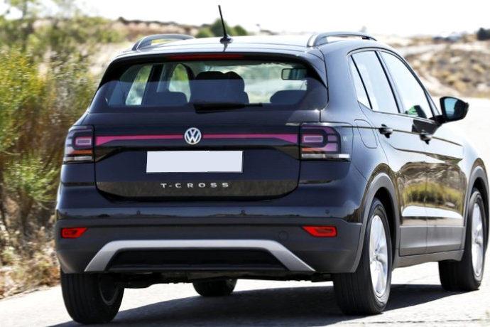 Volkswagen T-Cross 1.0 TSi 115 DSG Advance