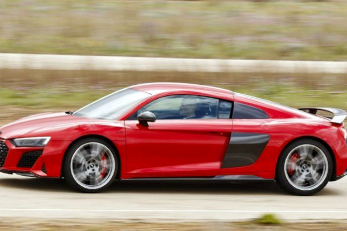 Audi R8 V10 FSi Performance Quattro