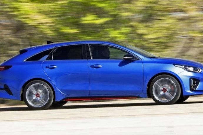 Kia Proceed GT 1.6 T-GDI 204 CV