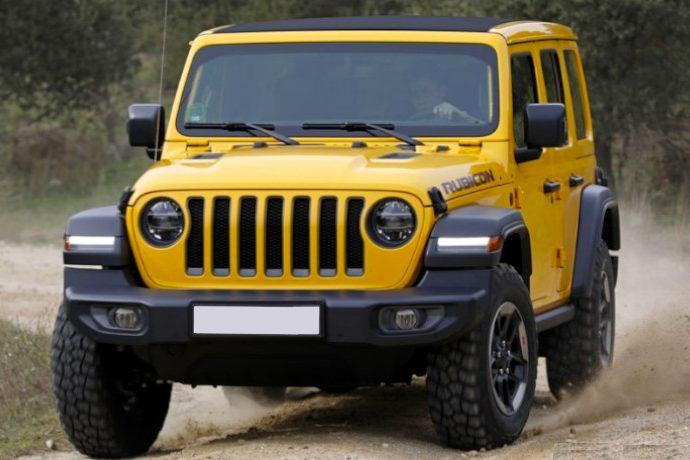 Jeep Wrangler Unlimited Rubicon 2.0 T