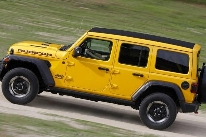 Jeep Wrangler Unlimited Rubicon 2.0 T...