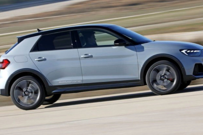 Audi A1 CityCarver 30 TFSI Stronic