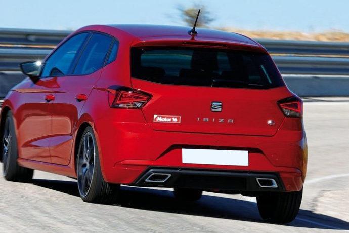 Seat Ibiza 1.0 TSI 115 CV FR