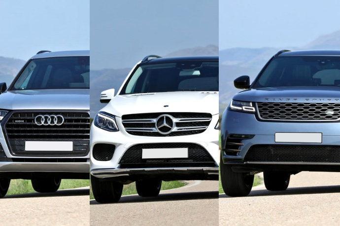 Audi Q7 3.0 TDI Quattro/Mercedes GLE 350d 4Matic/Range Rover Velar D240 4WD... continuamos comparando 3 SUV Premium